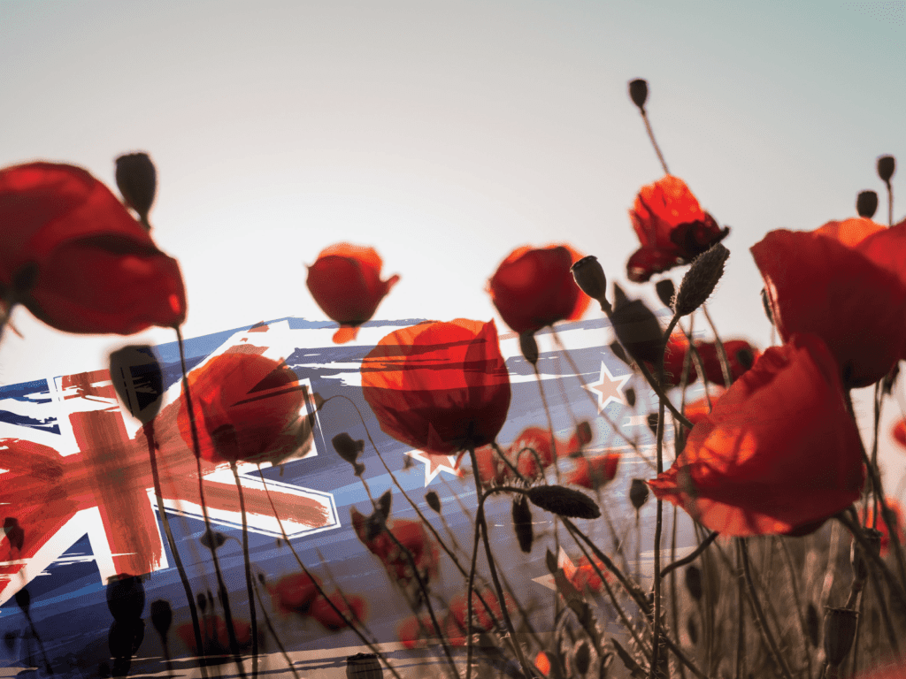 let's not forget anzac